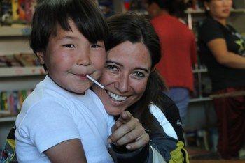 Alicia Sornosa. Fuente: blog.enfemenino.com