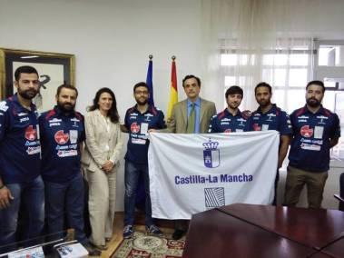 Fotos con el embajador de España en Kazajstan (Personalizado)