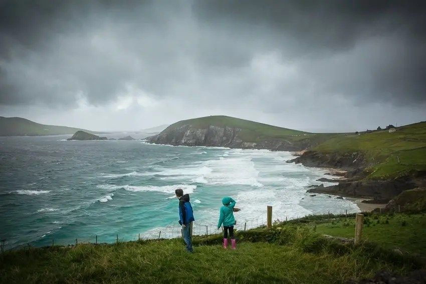 The Wild Atlantic Way, County Kerry, Ireland