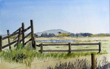 Mt Grey from Pegasus, Sold