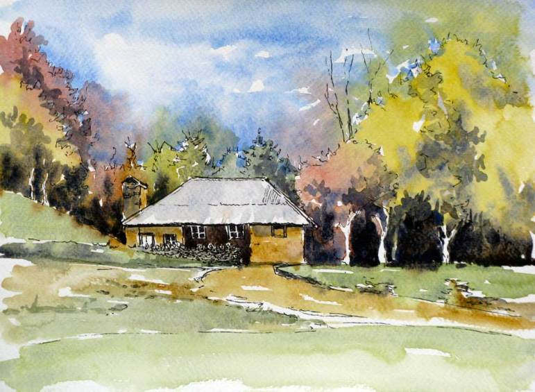 Miners Cottage, Arrowtown, Sold