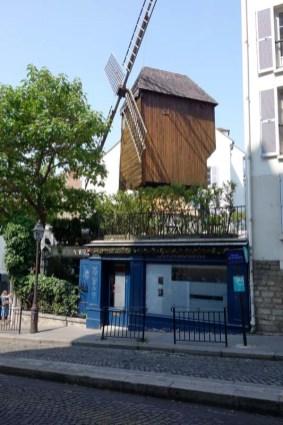 Moulin de Galette, Paris