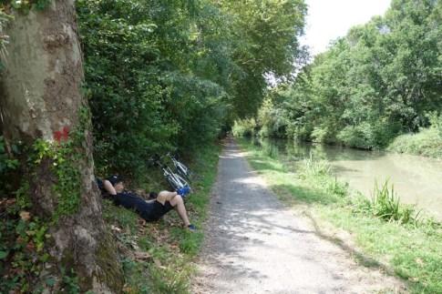 Cycling, Canal de Midi