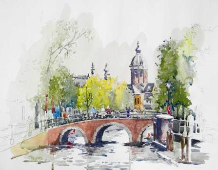 In Amsterdam, Sold