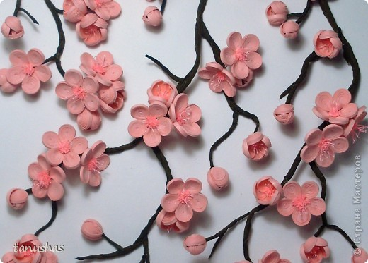 cherry blossom tutorial - tanushas