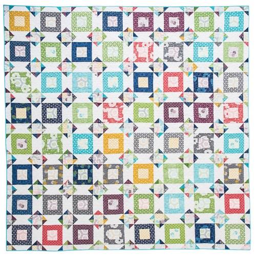Bonner Quilt Pattern