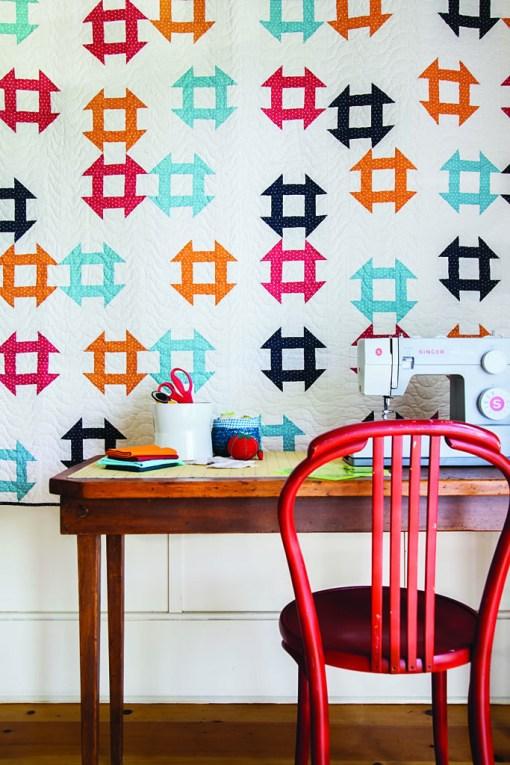 Clever Farm Quilt Pattern