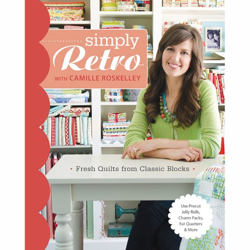 Retro Quilts with Camille Roskelley