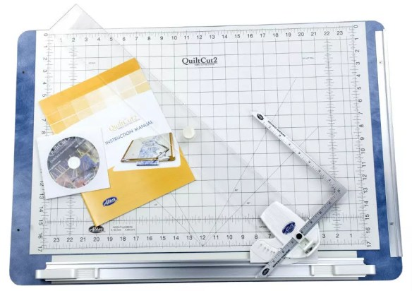 QuiltCut2 Fabric Cutting System