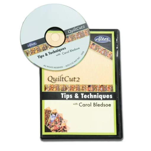 Tips & Techniques DVD