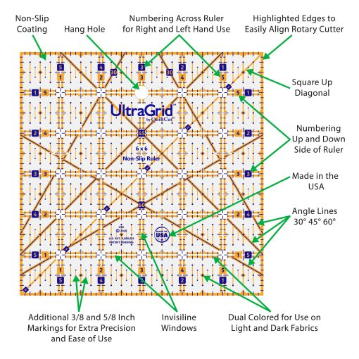 UltraGrid Features