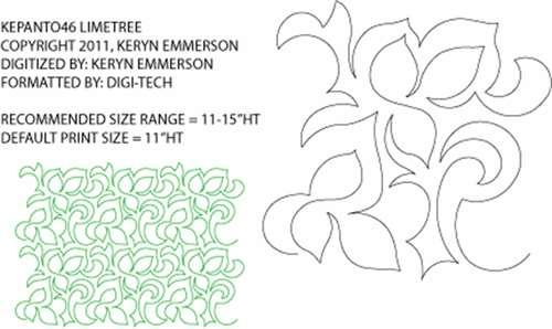 Lime Tree Pantograph
