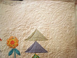APQS Millennium Intelliquilter Quilted Joy