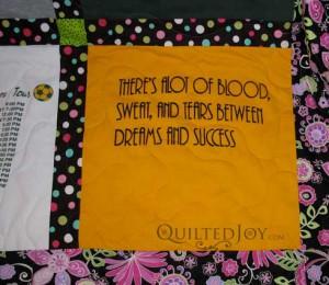 T-shirt Quilt Louisville