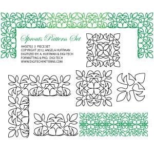 quilted joy design