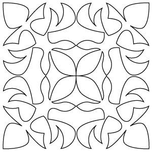 quilted joy digital quilting system block design