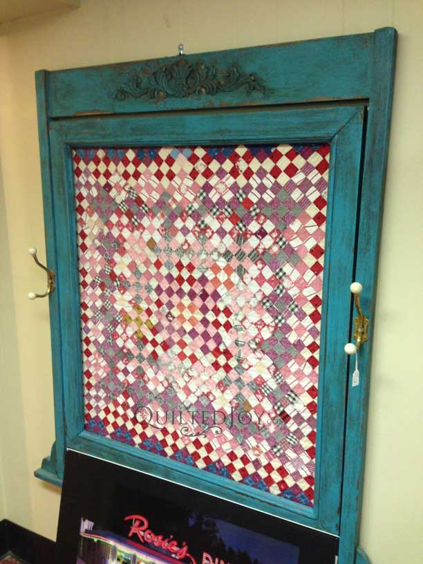 diy your quilting studio quilt frame by quiltedjoycom - Diy Quilting Frame