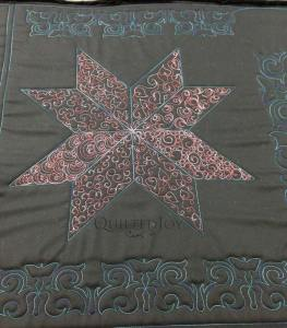 Sew Easy Background Fillers - Hands on Longarm Class, taught by Angela Huffman