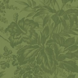 Bouquet Floral Green is a tone on tone floral wide back fabric in green from Windham Fabrics. Available at QuiltedJoy.com