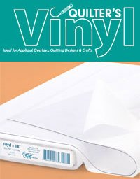 Quilter's Vinyl available at QuiltedJoy.com