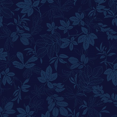 "From Studio E Fabrics, this 108"" wide quilt back fabric is perfect for quilt backings, duvet covers, and more. Colors include shades royal and navy blue. Available at QuiltedJoy.com"
