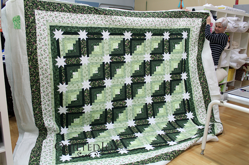 April Showers Bring Beautiful Quilts