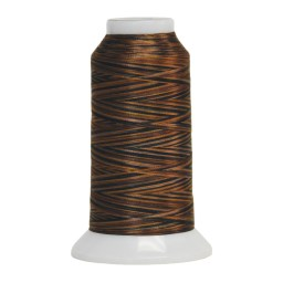 Fantastico Variegated Quilting Thread #5047 Tiger Eye