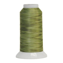 Fantastico Variegated Quilting Thread #5060 Lotus Leaf