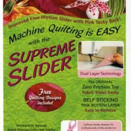 Machine Quilting Aides