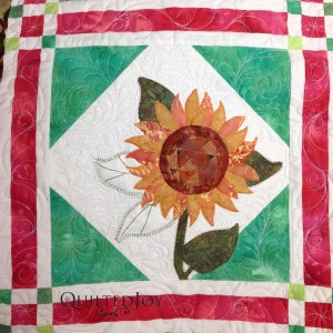 Custom Quilting: Applique