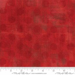 "108"" Grunge Hits the Spot Red 11131 22. A red 108"" wide quilt backing fabric, 100% cotton. This fabric would look great on the back of a modern quilt."