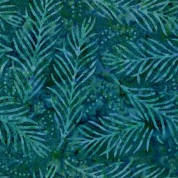 "108"" Delicate Fronds / Dark Green by Wilmington Prints. 745181392901, 1054 2082 747. Available at Quilted Joy.com"