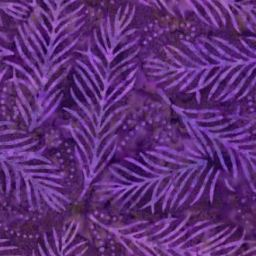 Delicate Fronds Purple by Wilmington Batiks. 1054 2082 663. Available at Quilted Joy.com.