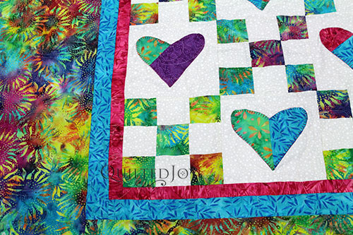 The best heart quilt designs patterns for valentine s day