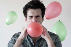 inflar globos