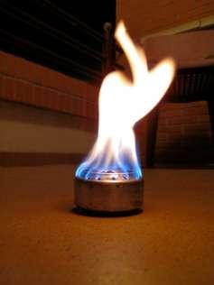 hornilla estufa fogón casera