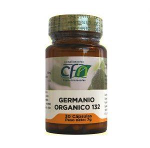 Cápsulas de germanio orgánico