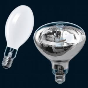 Lámparas de mercurio