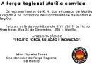 A Força Regional Marília convida