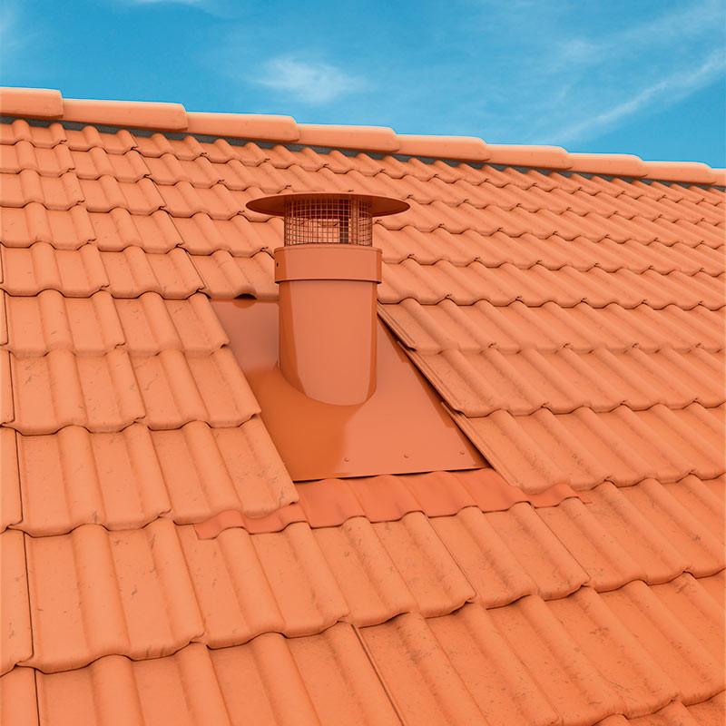 sortie de toit ventilea poujoulat et