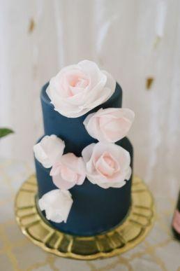 pink navy cake