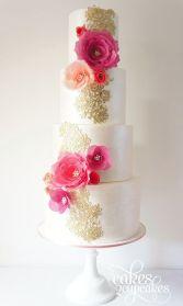 pink orange cake 2