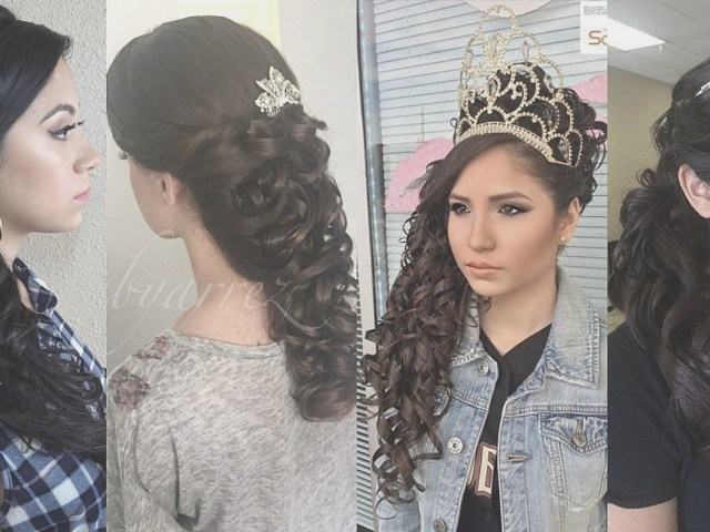quinceanera damas hairstyles | fade haircut