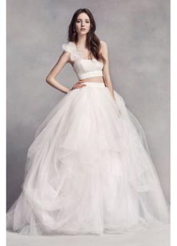 one shoulder vera wang dress-min