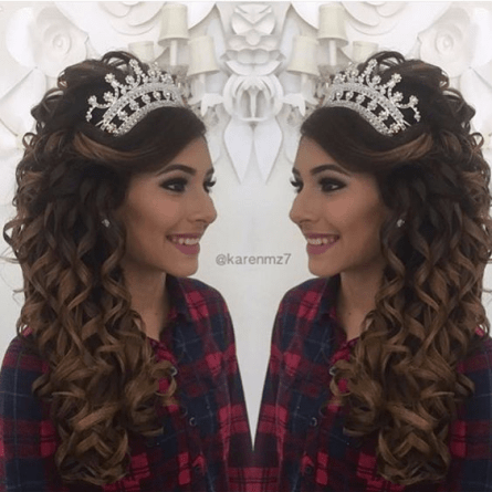 Quinceanera Hair Accessories Take Your Hairstyle To The
