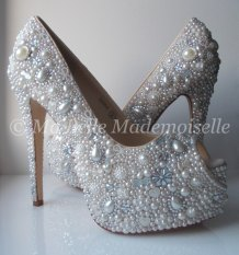 Purchase on Etsy, Mademoiselle Shoes $282.96