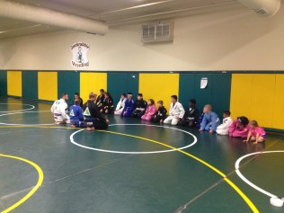 Big Classes at Quincy Brazilian Jiu-Jitsu