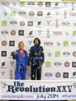 Christan Seda of Quincy Brazilian Jiu-Jitsu in Grant County, WA