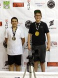 Christian takes 2nd in No Gi