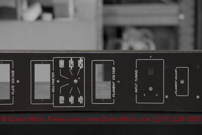 Quincy Metal Fabricators Screen Printing
